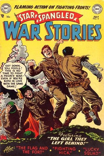 Star-Spangled War Stories Vol 1 11