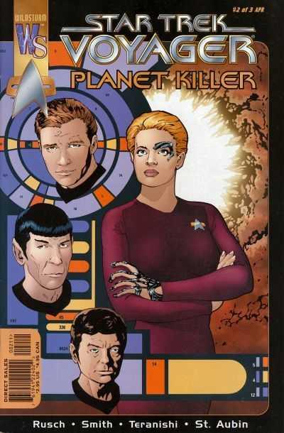 Star Trek: Voyager: Planet Killer Vol 1 2