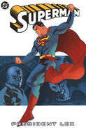 Superman President Luthor