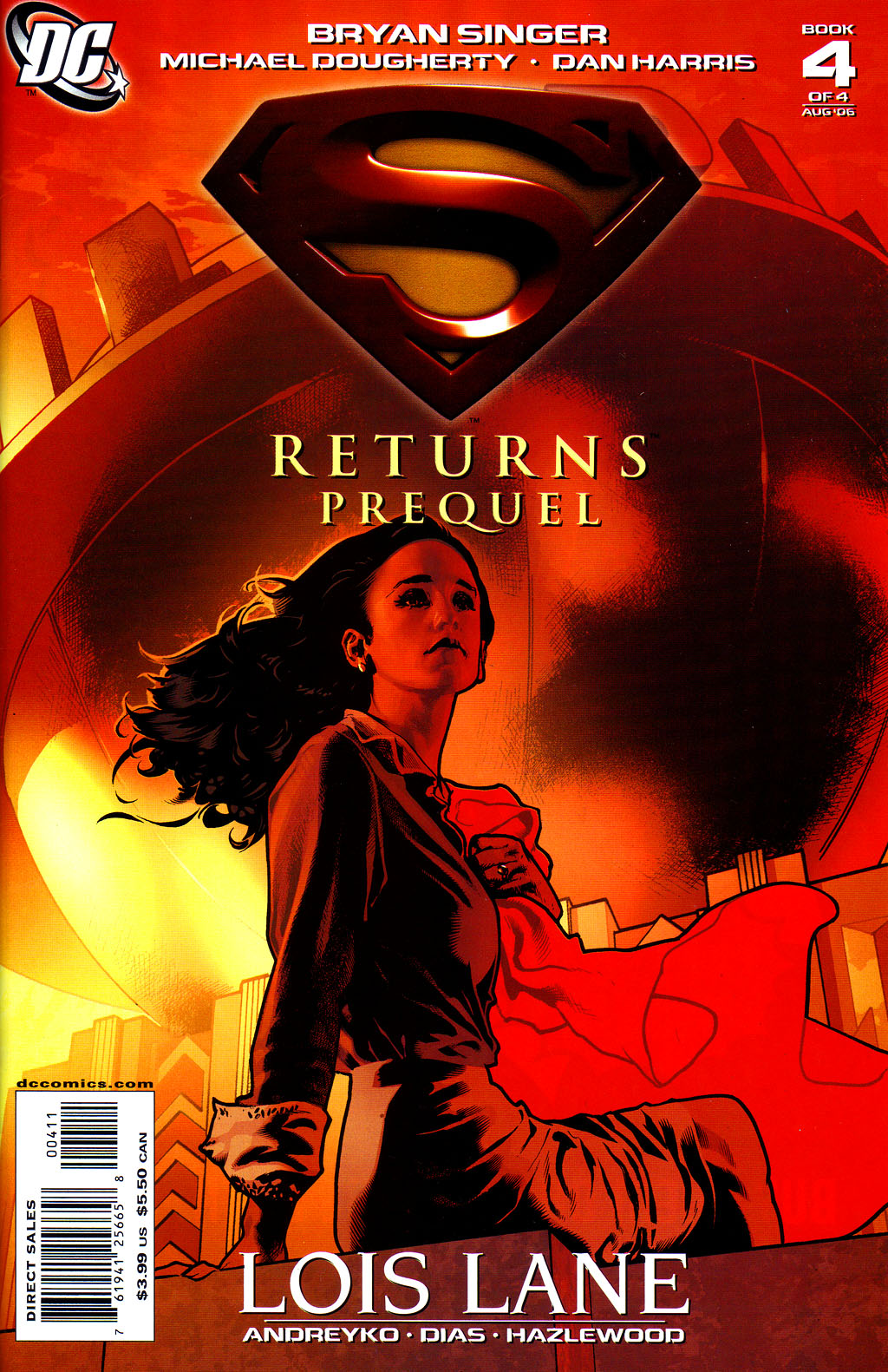Superman Returns: Prequel Vol 1 4