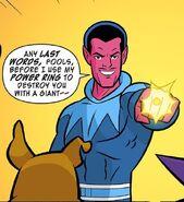 Thaal Sinestro Scooby-Doo Team-Up 001