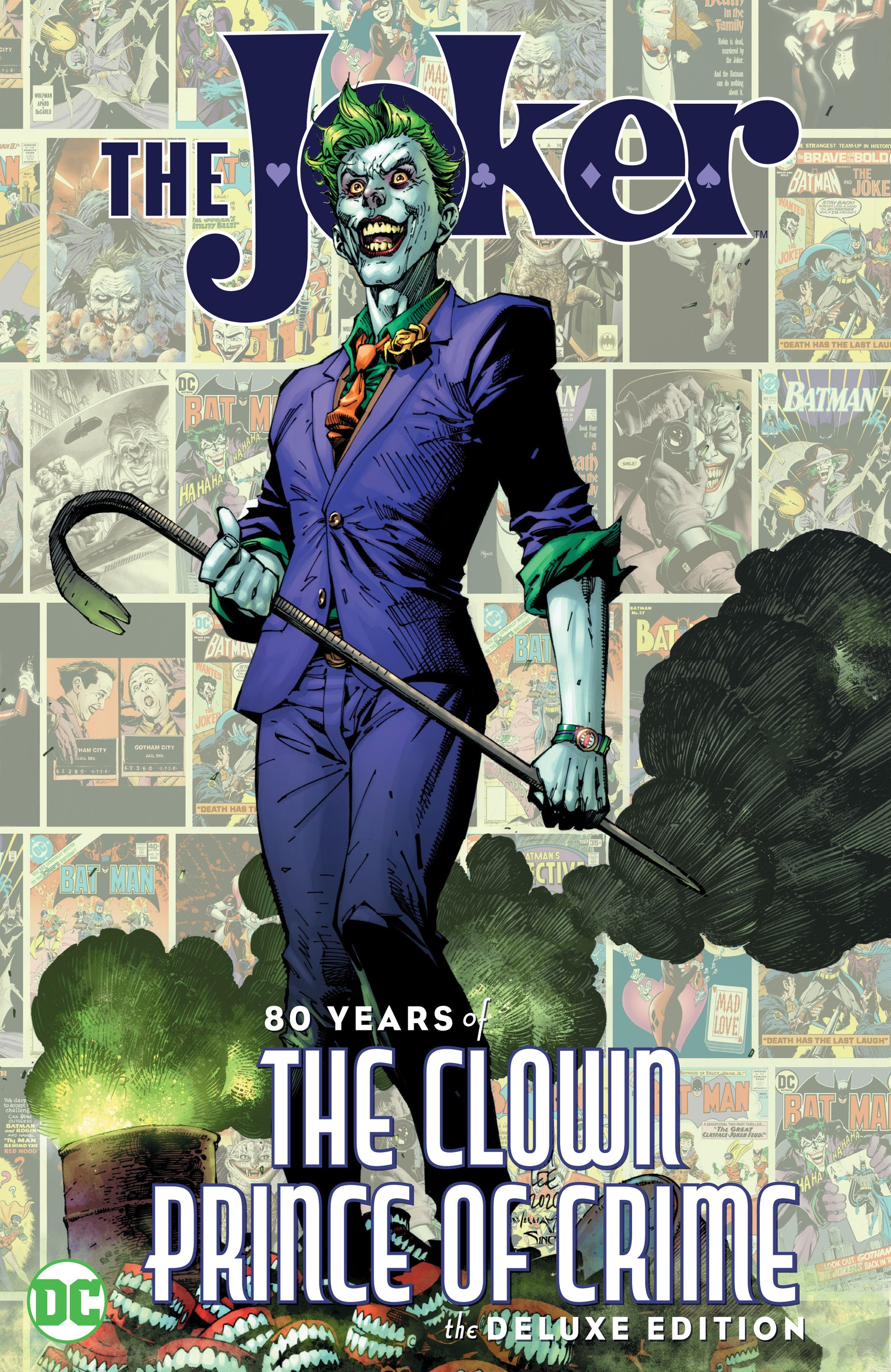 The Joker: 80 Years of the Clown Prince of Crime: The Deluxe Edition (Collected)