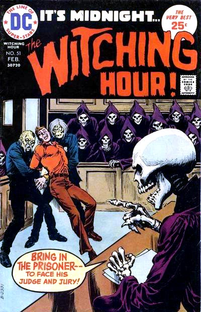 The Witching Hour Vol 1 51
