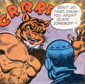 Tiger-Man (Earth-Two)