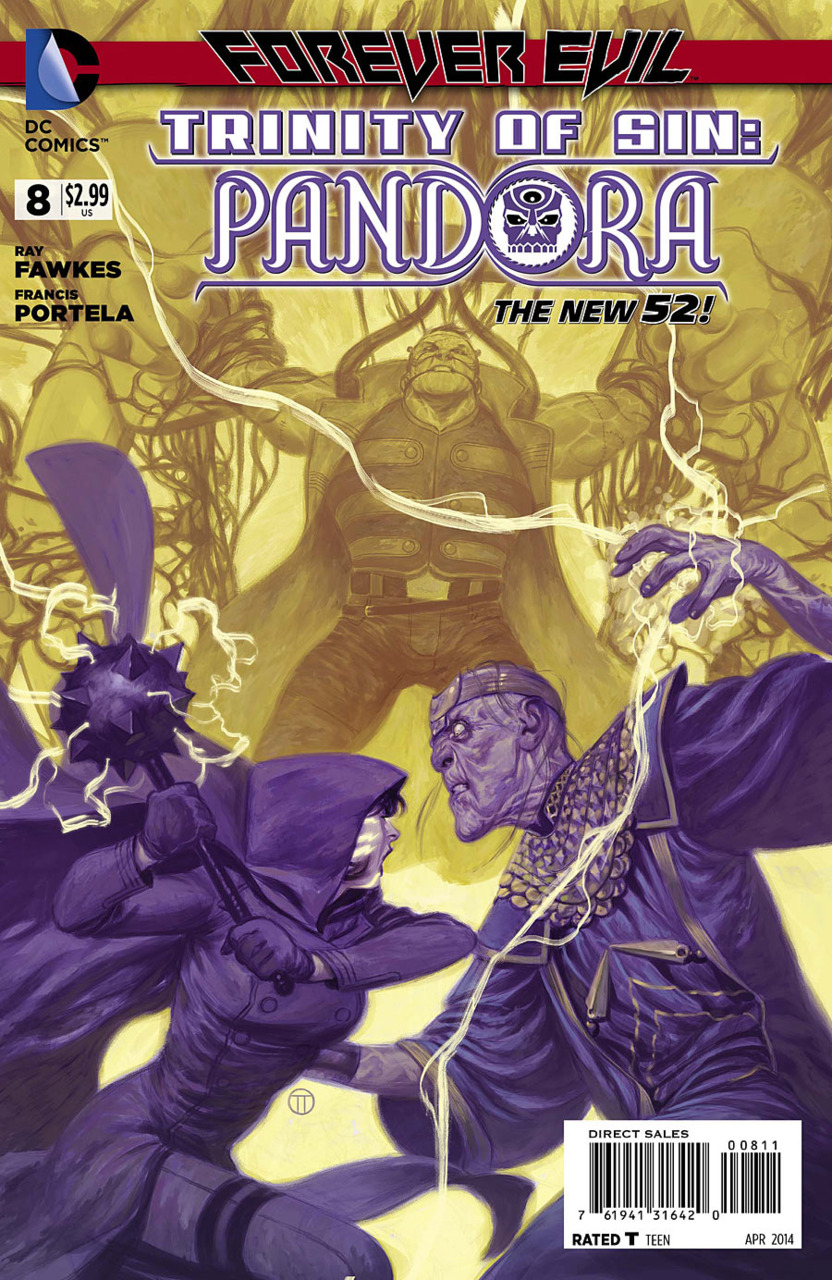 Trinity of Sin: Pandora Vol 1 8