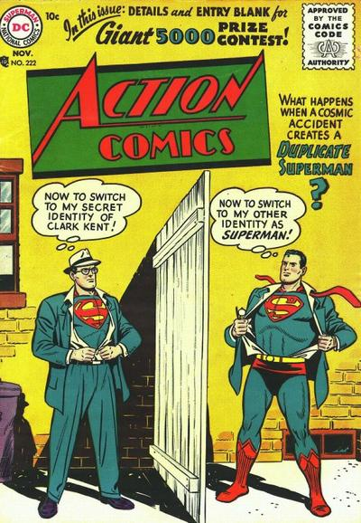Action Comics Vol 1 222