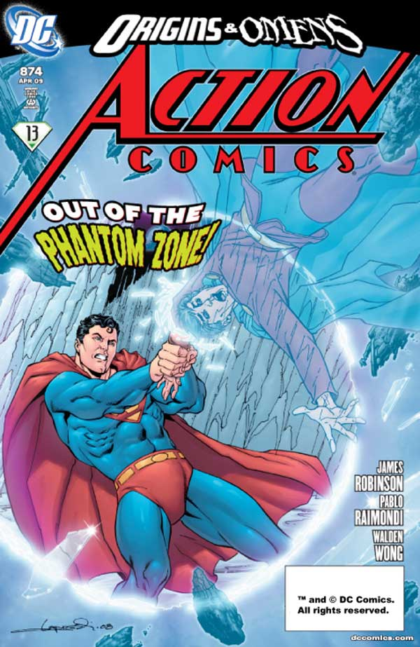 Action Comics Vol 1 874