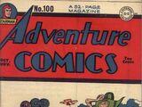 Adventure Comics Vol 1 100