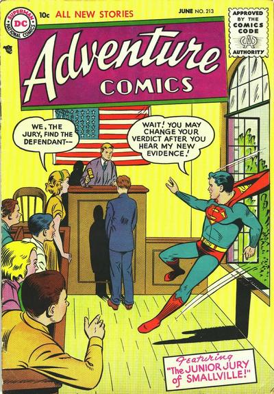 Adventure Comics Vol 1 213