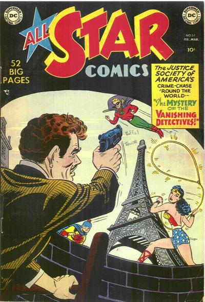All-Star Comics Vol 1 57