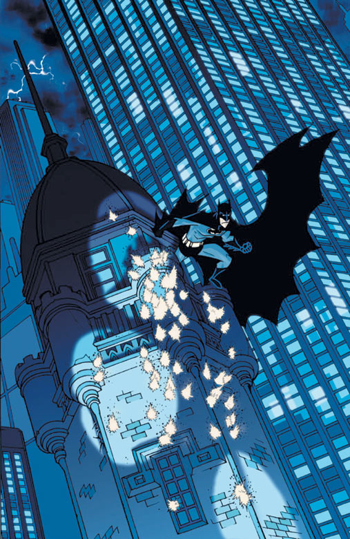 Batman: Legends of the Dark Knight Vol 1 160