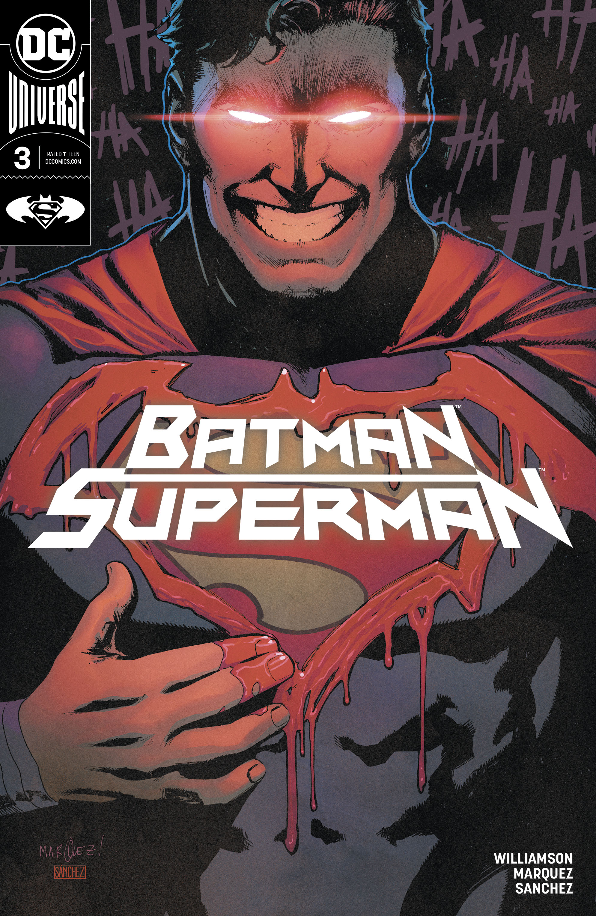 Batman/Superman Vol 2 3