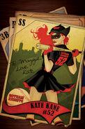 Batwoman Vol 2 32 Textless Bombshell Variant