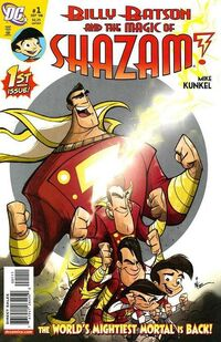 Billy Batson and the Magic of Shazam! Vol 1 1.jpg
