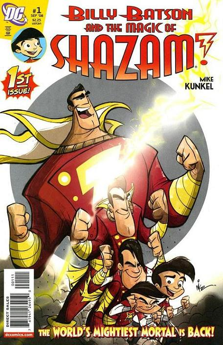 Billy Batson and the Magic of Shazam! Vol 1 1