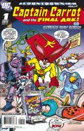 Captain Carrot and the Final Ark 1