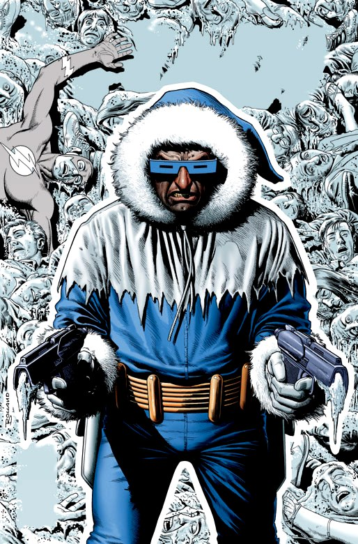 Flash Rogues: Captain Cold (Collected)