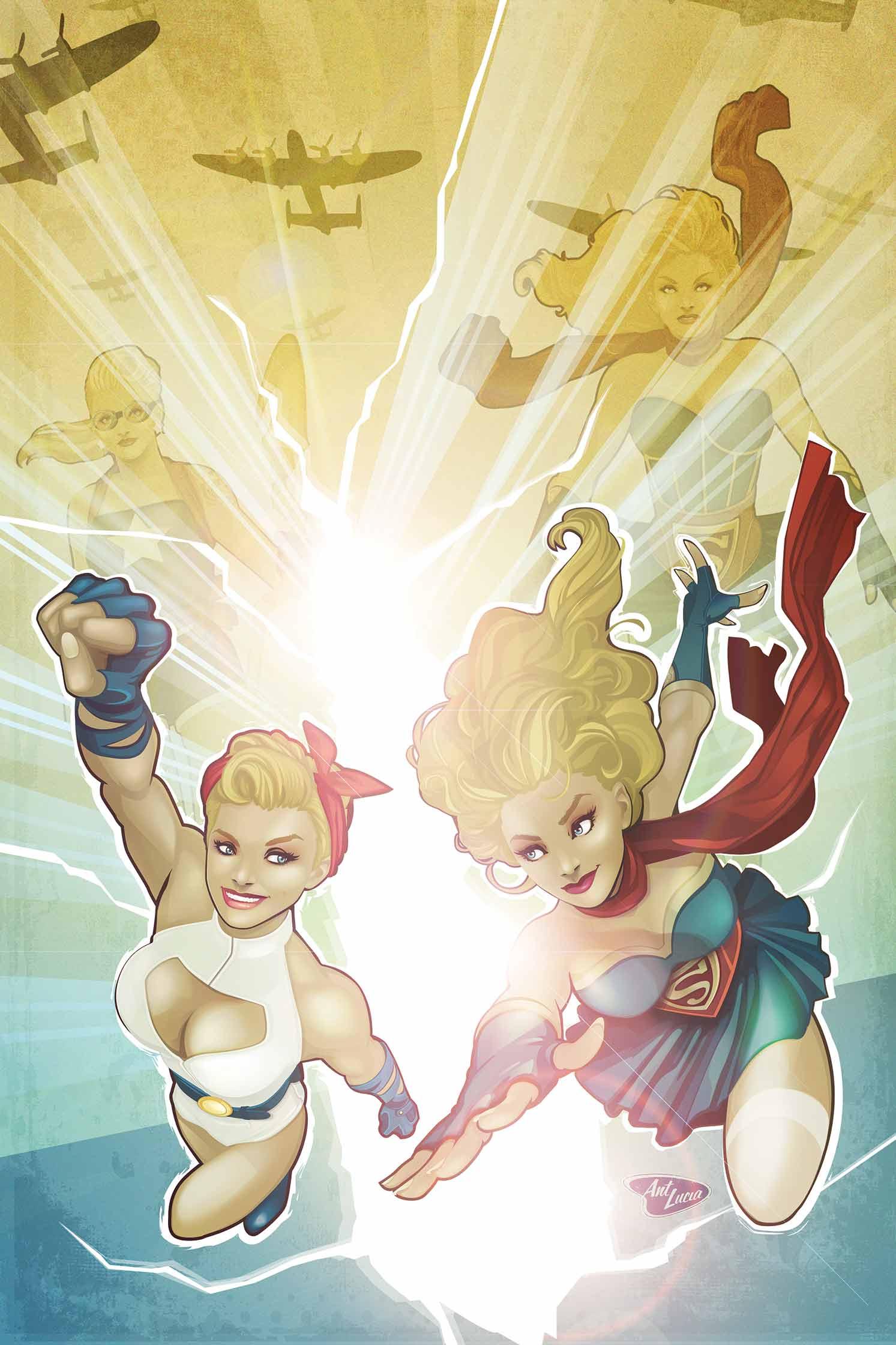 Kara Zor-El clone (DC Bombshells)