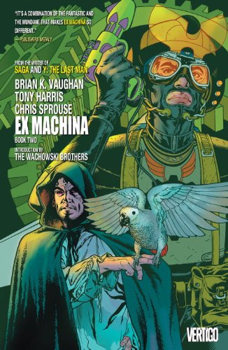 Ex Machina: Book Two (Collected)