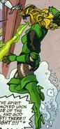 Green Canary Dark Knight of the Golden Kingdom 001