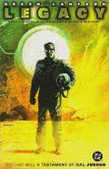 Green Lantern Legacy Last Will and Testament of Hal Jordan