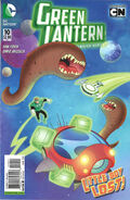 Green Lantern The Animated Series Vol 1 10