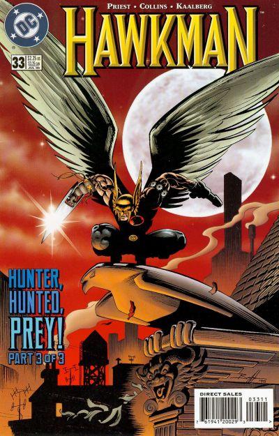 Hawkman Vol 3 33