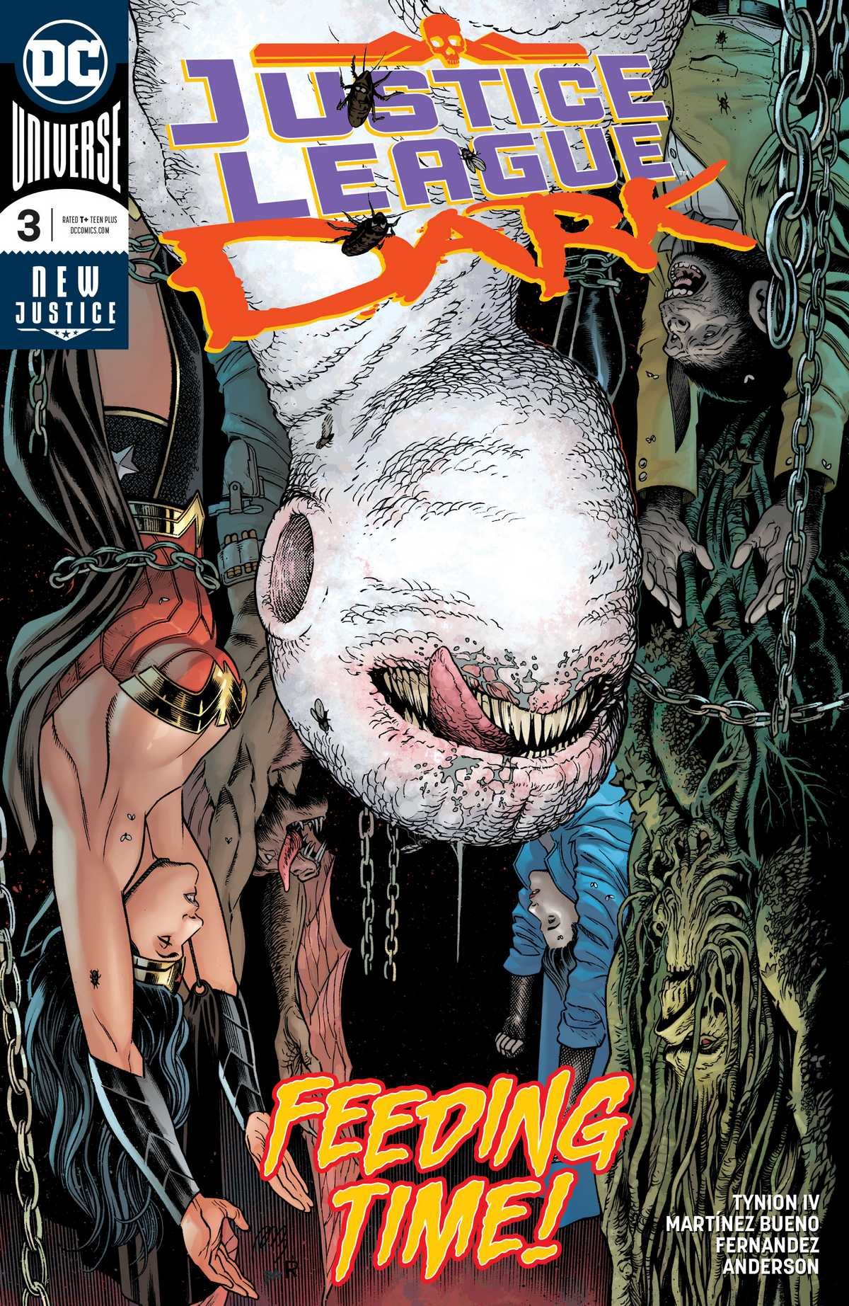 Justice League Dark Vol 2 3