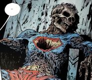 Kal-El Wonder Woman Dead Earth 0001