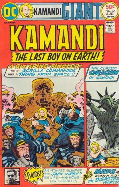 Kamandi Vol 1 32
