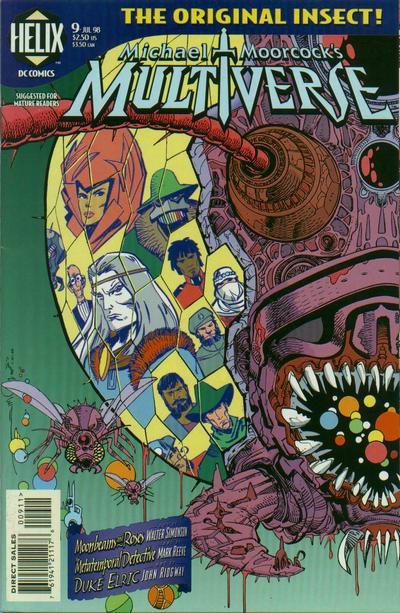 Michael Moorcock's Multiverse Vol 1 9