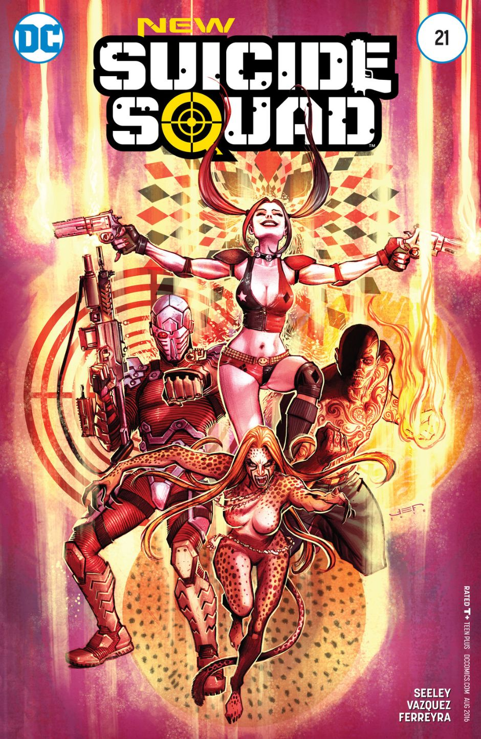 New Suicide Squad Vol 1 21