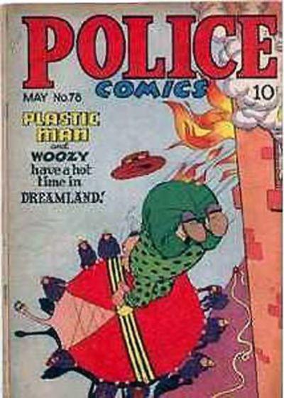 Police Comics Vol 1 78