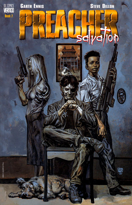 Preacher: Salvation (Collected)