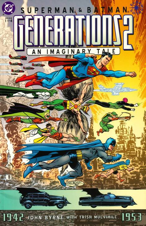 Superman & Batman: Generations II Vol 1