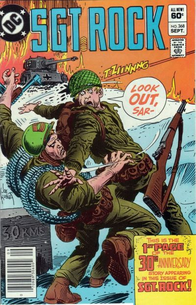 Sgt. Rock Vol 1 368
