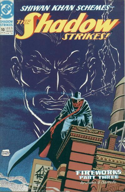 The Shadow Strikes! Vol 1 10