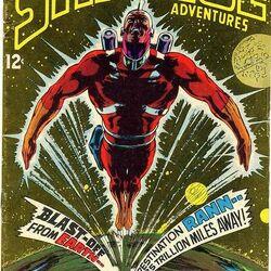 Strange Adventures Vol 1 217