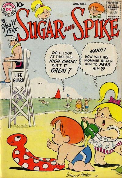 Sugar and Spike Vol 1 9