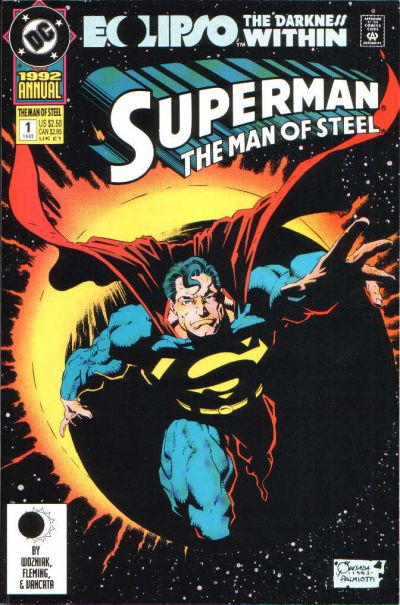 Superman: The Man of Steel Annual Vol 1 1
