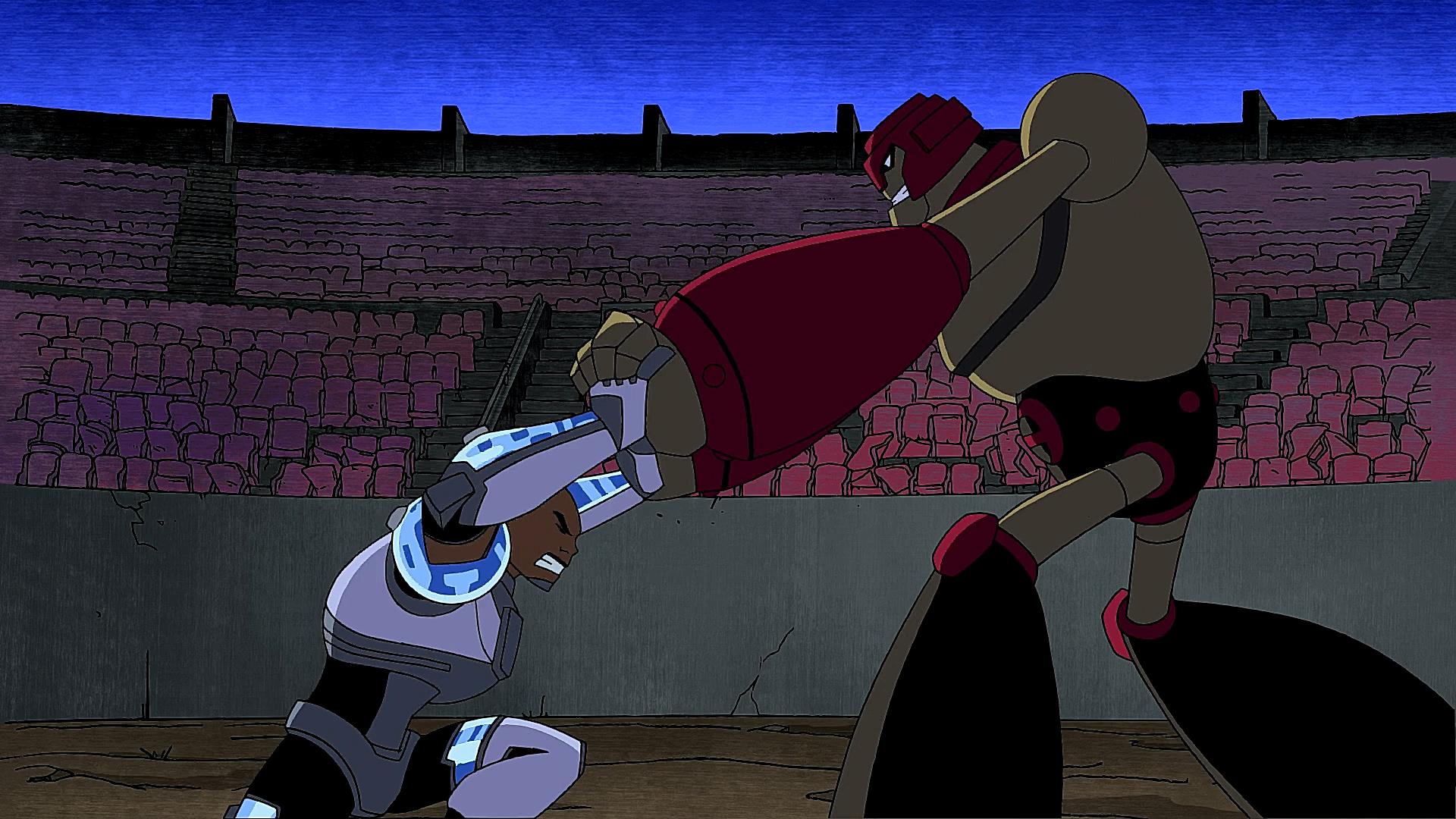 Teen Titans (TV Series) Episode: Only Human