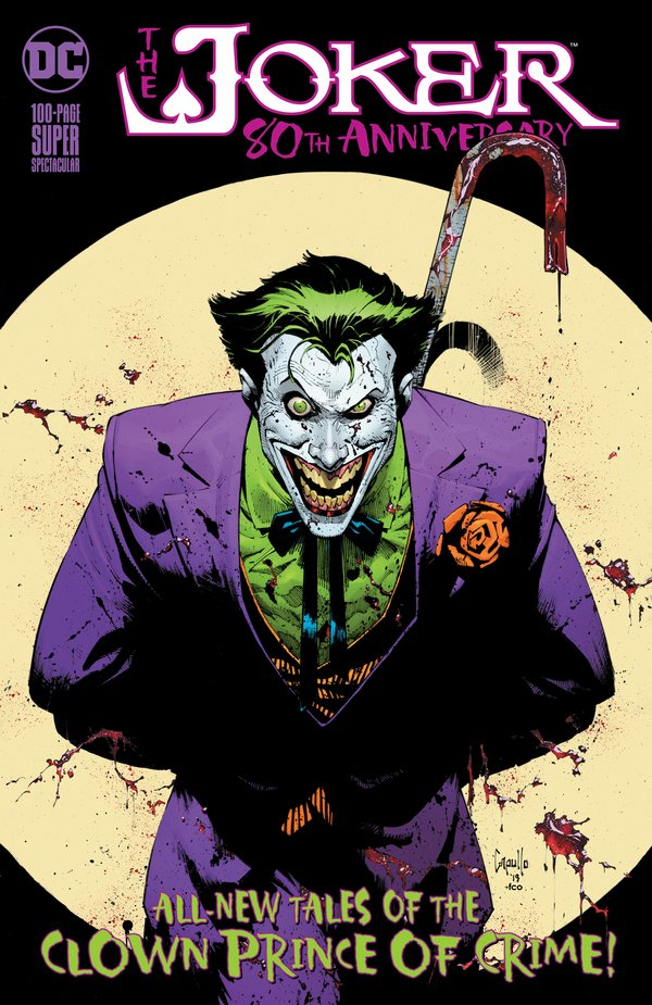 The Joker 80th Anniversary 100-Page Super Spectacular Vol 1 1