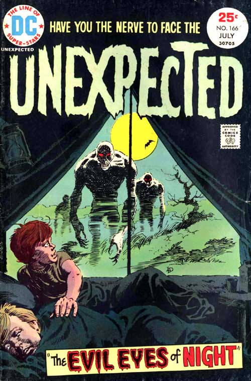 The Unexpected Vol 1 166