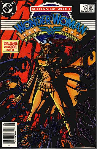 Wonder Woman Vol 2 12
