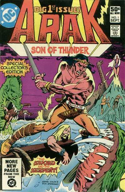 Arak: Son of Thunder Vol 1
