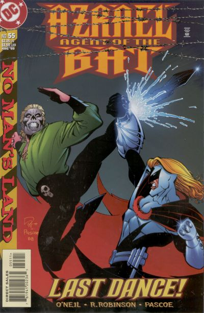 Azrael: Agent of the Bat Vol 1 55