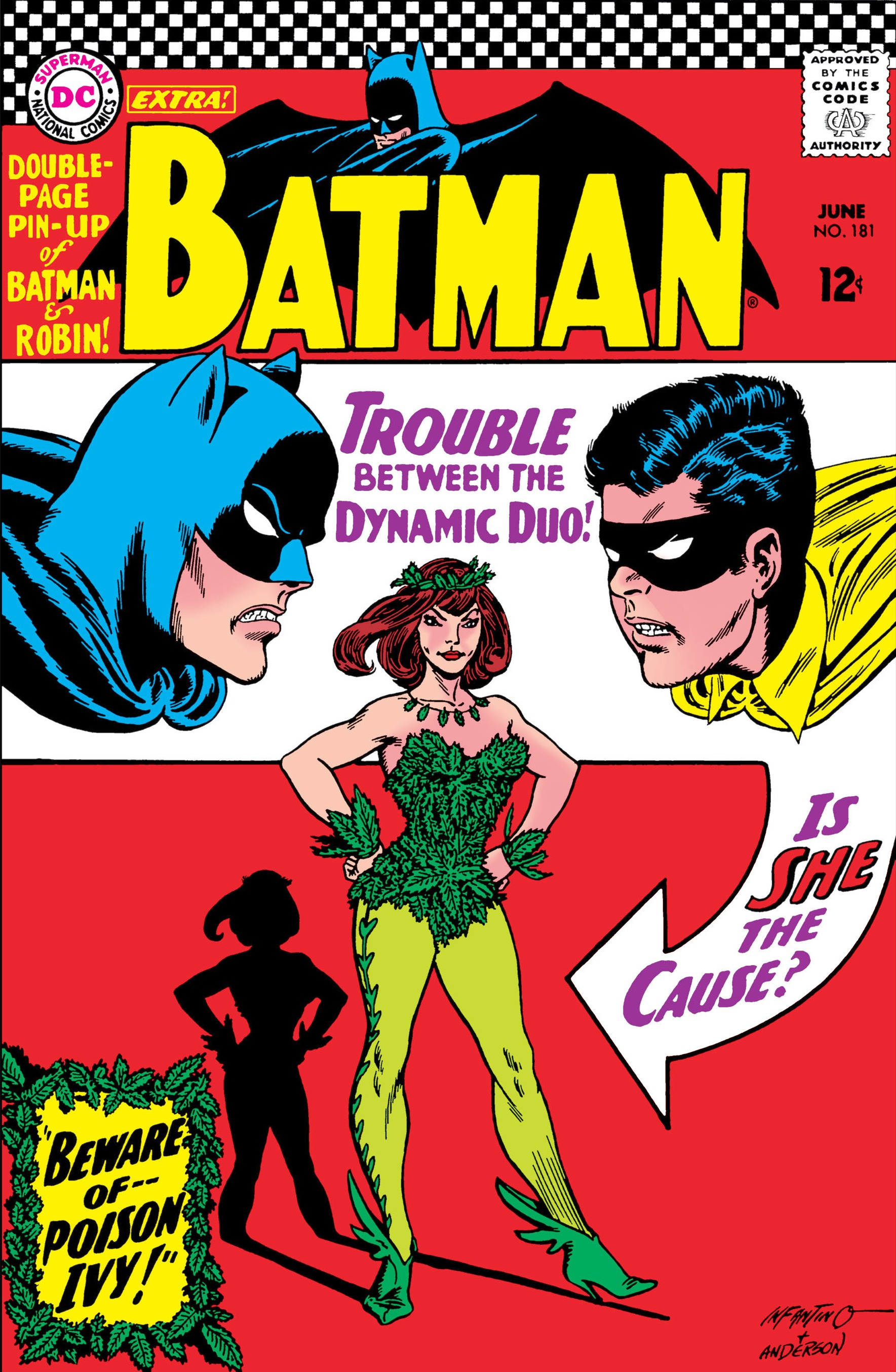 Batman Vol 1 181