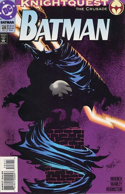 Batman Vol 1 506