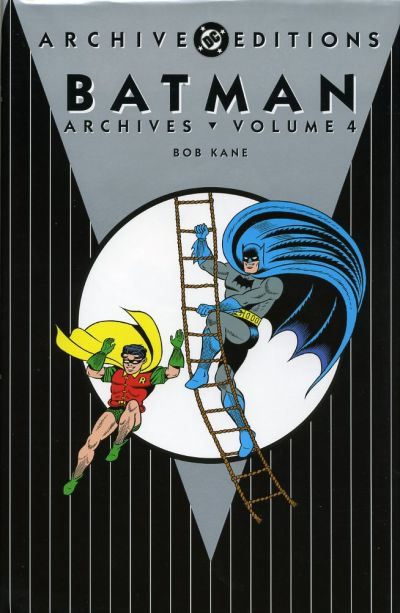 Batman Archives Vol 4 (Collected)