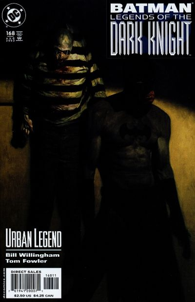 Batman: Legends of the Dark Knight Vol 1 168
